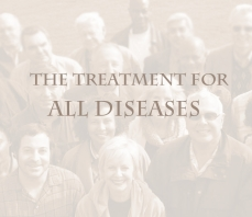 groupbackground THE TREATMENT FOR ALL DISEASES